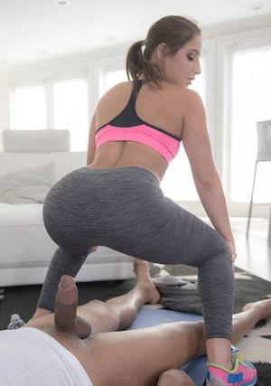 Yoga Pants Porn Video