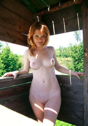 Free Redhead Porn Picture